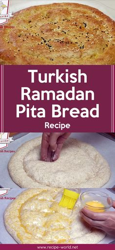 Turkish Ramadan Pita Bread Recipe	♨	http://recipe-world.net/turkish-ramadan-pita-bread-recipe/?i=p