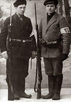 The Warfare Historian: Finland's Civil War 1918: Red & White Suomi and the Kinship Wars, 1918-1922 - 'White Volunteers'
