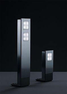 słupki oświetleniowe, oświetlenie Siedle