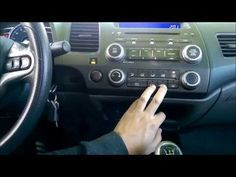 How to turn off AC on Defrost in 2006-2011 Honda Civic - IMPROVES POWER AND FUEL ECONOMY! - YouTube