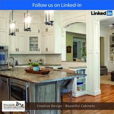 Follow us on Linked-In #motivationMonday #walkerwoodworking #remodeling #designideas #beautifulcabinets #shelbync #charlotte #asheville #uptownshelby #designinspiration #Greenbrookdesign