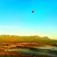 Watching the sunrise over the mist and Hunter Valley from a balloon 🙊🍇 – transeunt-certifica Mists, Golf Courses, Sunrise, Balloons, Wanderlust, Lunch, Park, Places, Globes