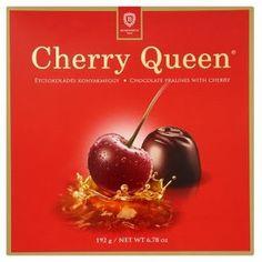 Bonbonetti Cherry Queen Chocolate Pralines with Cherry 192 g