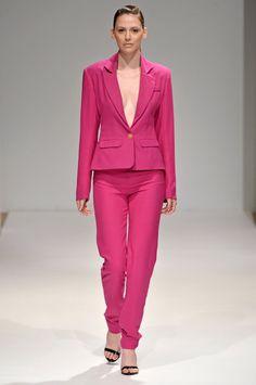Trendy wiosna-lato 2015: Oblana kolorem