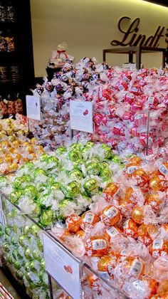 New York Trip: The Food Lindt Flagship Store, 5th Avenue