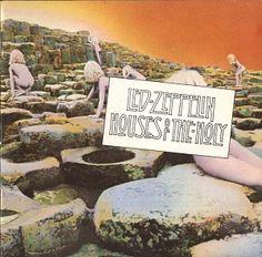 Led Zeppelin / Houses Of The Holy, CD