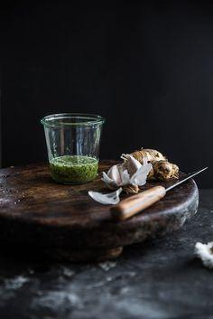 https://flic.kr/p/K2q765 | Green Sauce food photography