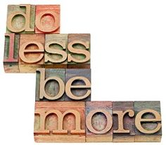 My recent blog post @KIDS_DISCOVER :Learning that Less is More