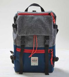 TOPO x Woolrich x AEO Rover Pack - Made in the U.S.A.