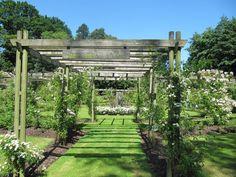 The Princess Diana Memorial Garden Rose Gardens Belfast