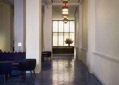Martha Washington hotel lobby