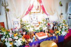 Ramakrishna`s Birthday 2014 at Yoga School kailas in Japan