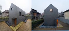 Slit House by Atelier Zhanglei | Architecture LabArchitecture Lab