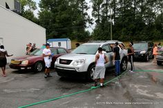 LEAP Youth hold Car Wash and Bake Sale fundraiser