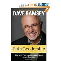 "Read ""EntreLeadership 20 Years of Practical Business Wisdom from the Trenches"" by Dave Ramsey available from Rakuten Kobo. From the New York Times bestselling author of The Total Money Makeover and radio and podcast host Dave Ramsey comes an i. Music Games, Good Books, Books To Read, Total Money Makeover, Work From Home Moms, T 4, Book Lists, Reading Lists, Reading Room"