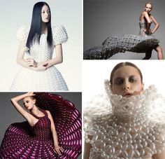 3d Fashion, Fashion Shoot, Fashion Design, Balloon Dress, Hello Gorgeous, Pretty Cool, Get Dressed, Wearable Art, Designer Dresses
