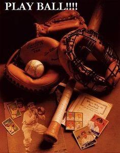 ''Baseball'' by Michael Harrison Sports/Games Art Print Baseball Posters, Baseball Quotes, Baseball Art, Baseball Games, Baseball Field, Baseball Stuff, Baseball Playoffs, Baseball Season, Baseball Equipment