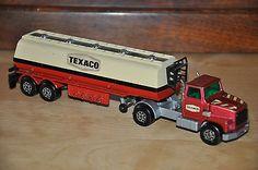Vintage Lesney Matchbox Super Kings K-16/18 Ford LTS Texaco Artic Tanker M10 - http://www.matchbox-lesney.com/?p=20213