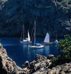 Sa Calobra, Mallorca, Islas Baleares, Spain