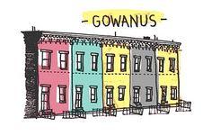 Carroll St, Gowanus Brooklyn. I lived just a few blocks from here.