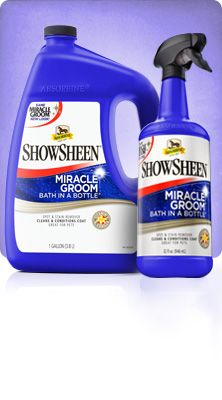 Image of, ShowSheen® Miracle Groom®