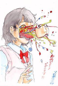 ak/m: sarah-jane smith  ><Shintaro Kago