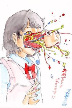 ak/m: sarah-jane smith  ><Shintaro Kago