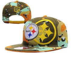 NFL PITTSBURGH STEELERS CAMO NEW ERA 9FIFTY SNAPBACK Hats|only US$8.90