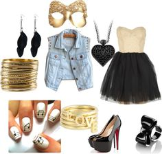 """""""prom"""" by mrs-bieber-124 on Polyvore"""