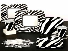 Have some wild fun with a Zebra themed Birthday Party! Find all you need to know about planning a Zebra Themed Party. Zebra Print Party, Pink Zebra Party, Animal Print Party, Animal Prints, Safari Theme Party, Fun Party Themes, Party Ideas, Zebra Party Decorations, Graduation Party Decor