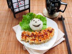 Фото тонкацу или свиной отбивной по-японски