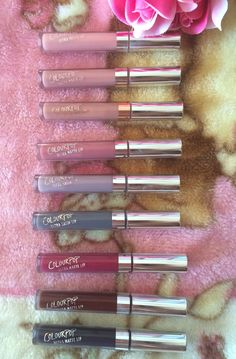 Must Have ColourPop Ultra Matte Lipstick