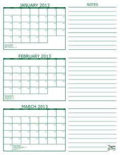 Girl scouts on pinterest girl scouts girl scout law and for Girl scout calendar template
