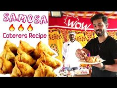 Samosa recipe with Patti , easy samosa recipe , caterer share their samosa recipe , best food show , breakfast recipe Easy Samosa Recipes, Veg Recipes, How To Make Samosas, Catering Business, Indian Snacks, Food Shows, Butter Chicken, Chinese Food, Breakfast Recipes
