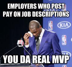 Job hunting sucks!