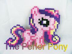 My Little Pony Silly Filly Perler Ponies: par ThePerlerPony sur Etsy
