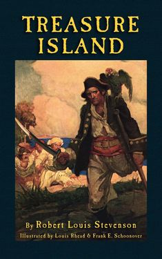 in Stevenson's masterpiece. The son of an innkeeper, young Jim Hawkins finds himself thrust into the world of piracy as he joins Long John Silver in the search for buried treasure.