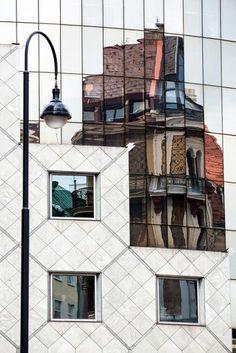 Haas Haus Vienna, by maurizio.roccia