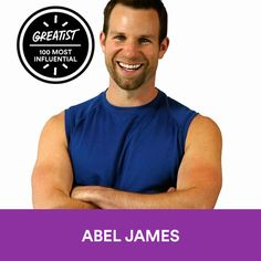 54. Abel James #health #fitness #people #experts http://greatist.com/health/most-influential-health-fitness-people