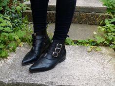 undergound boots - winklepicker love!