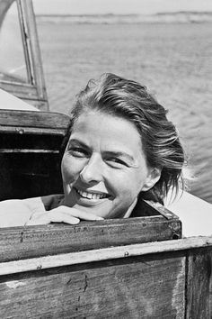 Simplemente, Ingrid (Bergman) © Corbis / Getty Images