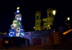 Christmas in Rome. #rome #italy