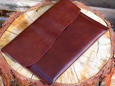 leather ipad sleeve :: from zakken on etsy