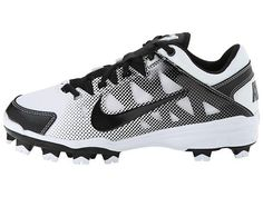 Nike Women's Hyperdiamond Strike MCS Softball Cleat -            Product Description    Nike Women's Hyperdiamond Strike MCS Softball Cleat               	                  Any which way you play, the Nike Hyperdiamond Strike MCS keeps your game strong! Leather and mesh upper materials. Padded tongue and collar for comfort. Lace-up closure... - http://shoes.goshopinterest.com/womens/athletic/softball-baseball/nike-womens-hyperdiamond-strike-mcs-softball-cleat/