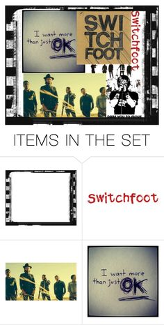 """""""Switchfoot"""" by epiphany4 ❤ liked on Polyvore featuring art"""