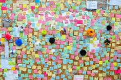 Wall of Love in Peckham (2) by Magnus D, via Flickr
