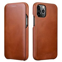 #ICARER #iPhone12ProMax Leather Case