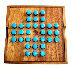 Could be cool to have some old wooden games out on the tables