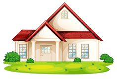 """Photo from album """"Дома. Альбом on Yandex. House Drawing For Kids, House Doodle, House Illustration, Paper Houses, Teaching Kindergarten, Views Album, Cute Drawings, Clipart, Home Art"""