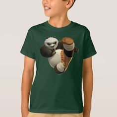 Shop Po Kick T-Shirt created by kungfupanda. Personalize it with photos & text or purchase as is! Funny Easter Bunny, Easter Gifts For Kids, Matching Cards, Cartoon T Shirts, Fitness Models, Kicks, Kung Fu, My Love, Postage Stamps